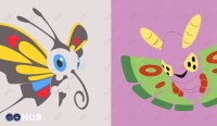 The gallery for --> Beautifly Evolution Chart
