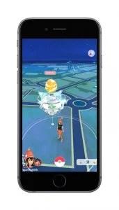 Pokémon GO Raid Map View