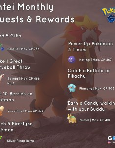 September field research pokemon go entei quests silver pinap berry shiny growlithe also edition rh pokemongohub