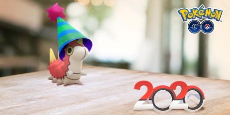 POKEMON GO: EVENTO DE FIN DE AÑO Y LOS QUE VIENEN PARA 2021