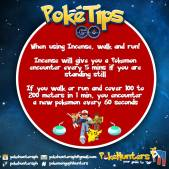 PokeTips - Using Incense Pokemon Go Philippines