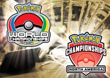 Pokémon World Championships 2018 + North America International Championships