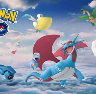 Novos Pokémon chegam ao Pokémon GO