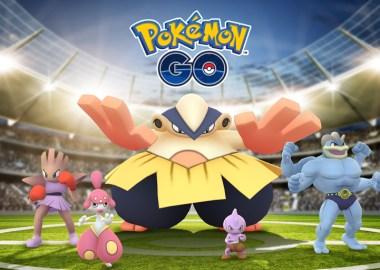 Pokémon GO: Battle Showdown 2018