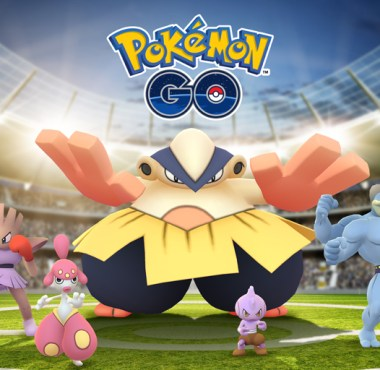Pokémon GO: Battle Showdown 2018