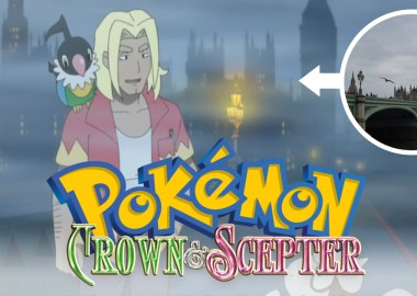 Pokémon Crown & Scepter