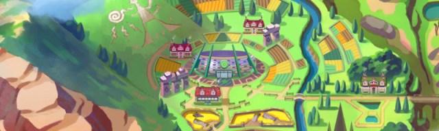 Ginásios de Pokémon Sword & Shield: Grass