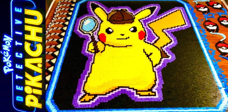 Detetive Pikachu - TheDominoKing