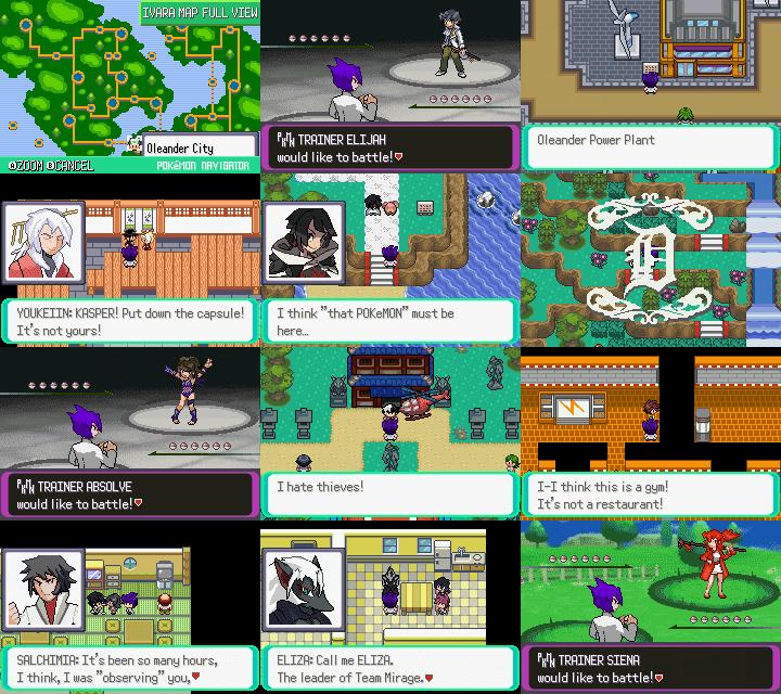 Pokemon HD: Pokemon Mega Light Platinum Randomizer Download Gba