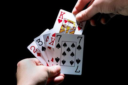 Играть i покер по 5 карт играть казино корона