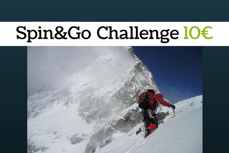 Challenge Spin&Go 10€