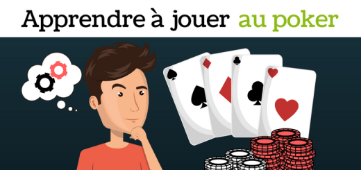 Comment apprendre à jouer au poker facilement