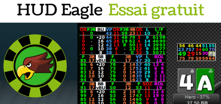 Page HUD Eagle poker sit and go jackpot