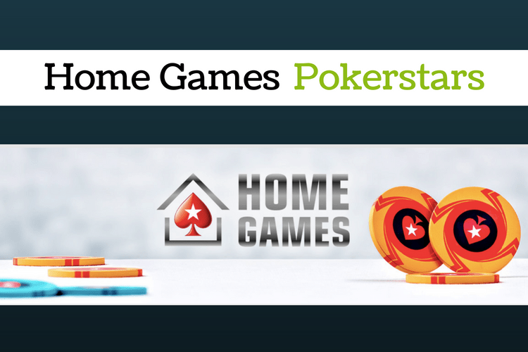 Home Games Pokerstars - sng jackpot