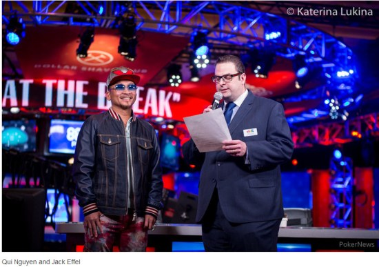 2019 WSOP: $10,000 Main Event Day 2ab Chops Down Players to