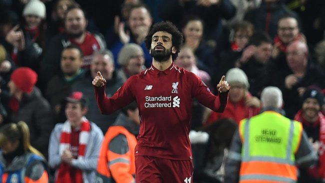 Liverpool mendapatkan sebuah kabar yang gembira mengenai Mohamad Salah