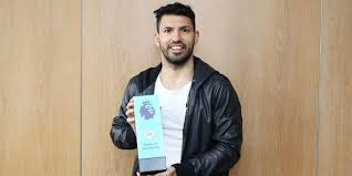 Penghargaan Player of the Month untuk Aguero