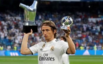 Real Madrid Mungkin Akan Membuang Luka Modric