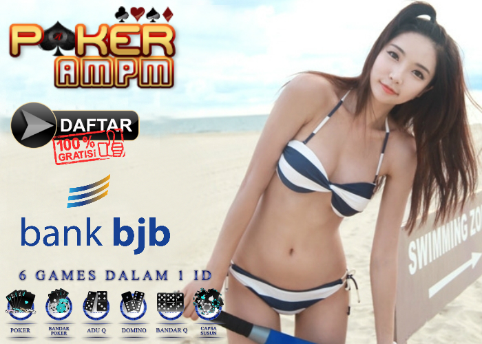 Daftar Poker Bank BJB