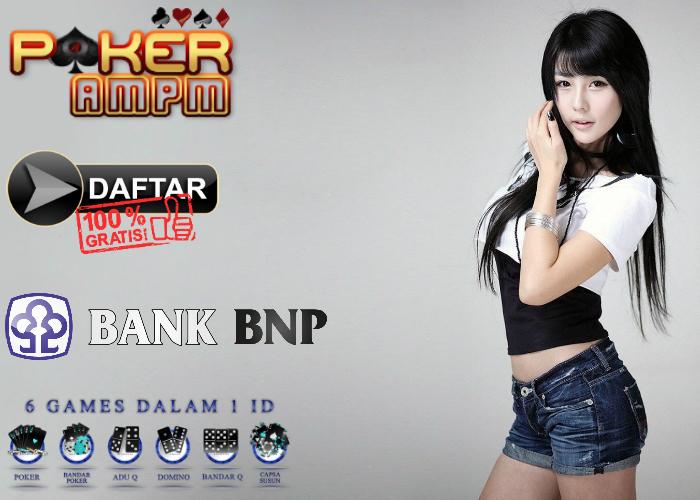 Daftar Poker Bank Nusantara Parahyangan