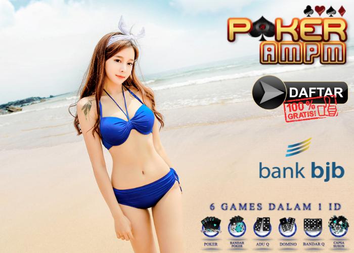 Situs Poker Bank Jawa Barat Dan Banten