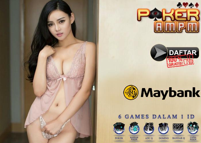 Situs Poker Bank Maybank