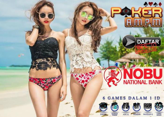 Situs Poker Bank Nobu