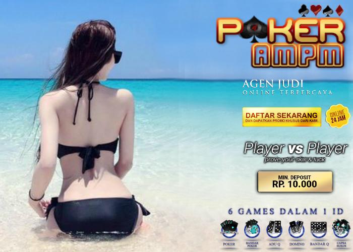 Agen Poker Online Bank BCA Syariah