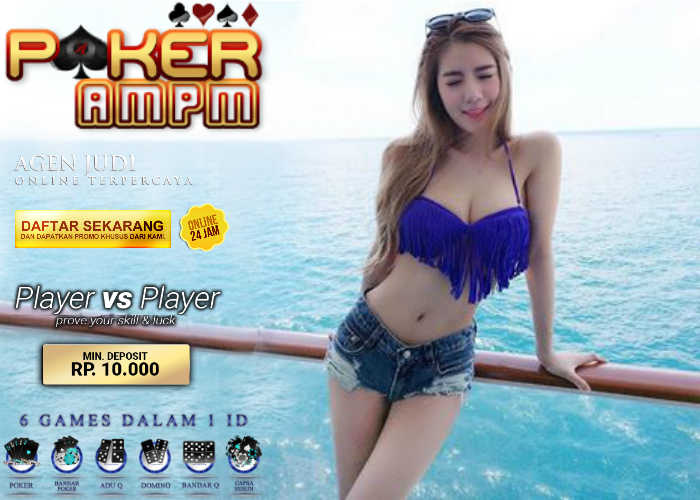 Agen Poker Online Bank BCA