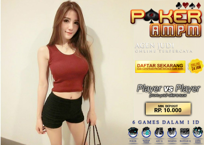 Agen Poker Online Bank Capital