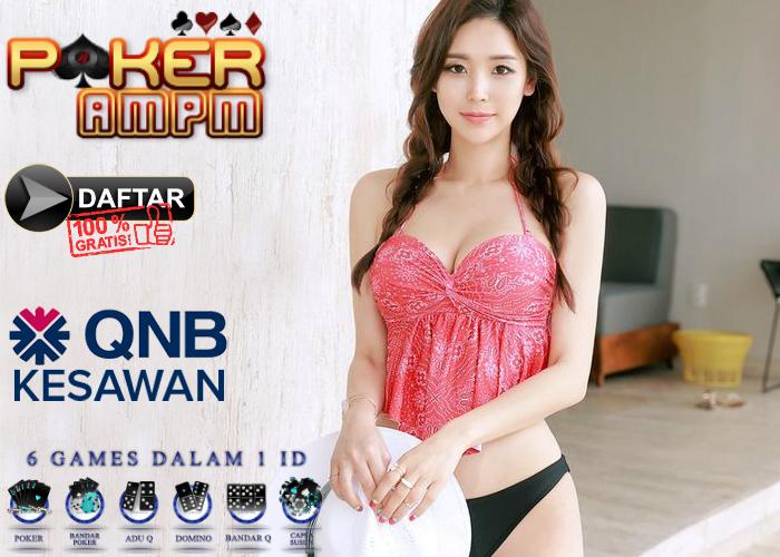 Situs Poker Bank QNB Kesawan