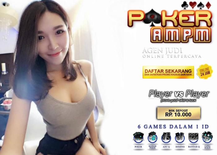 Bandar Poker Online Bank Anda