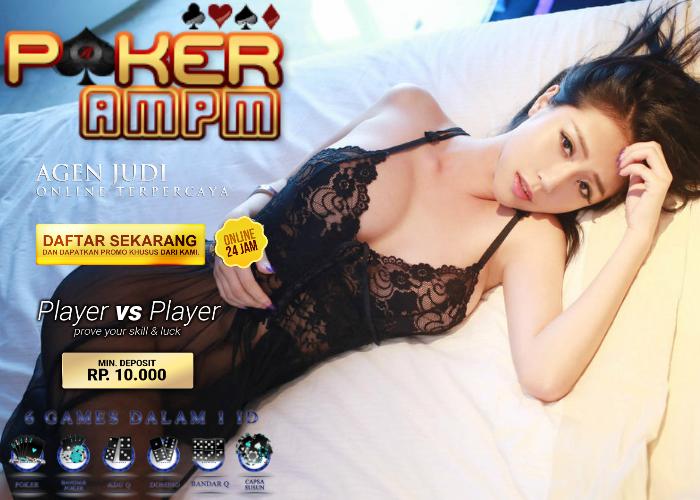 Agen Poker Deposit 10rb Bank DBS