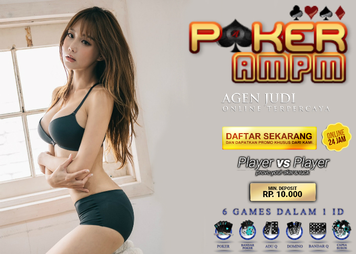 Agen Poker Deposit 10rb Kartu Kredit Via Bank AEON