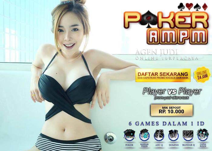 Situs Poker Deposit 10rb Bank Aceh Syariah