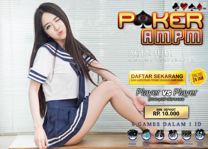 Situs Poker Deposit 10rb Bank Permata