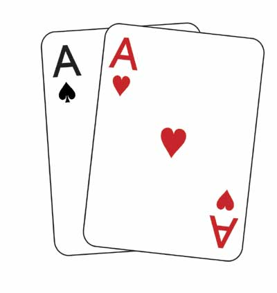 Top 10 starting poker hands