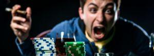 balancing poker and life