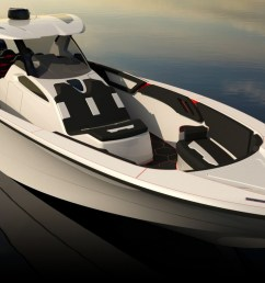 dcb performance boats is bringing its dcb 42 cc to the market in 2020  [ 1700 x 777 Pixel ]