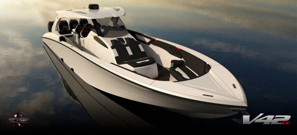 medium resolution of dcb performance boats is bringing its dcb 42 cc to the market in 2020