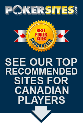 Canada Poker Sites  Top Online Poker Sites In Canada 2018
