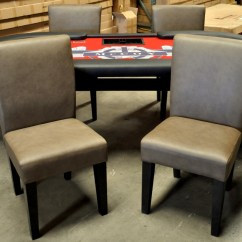 Chair And Matching Stool 3 In 1 Potty Chairs Set Of 2  Welcome To Poker Tables Canada