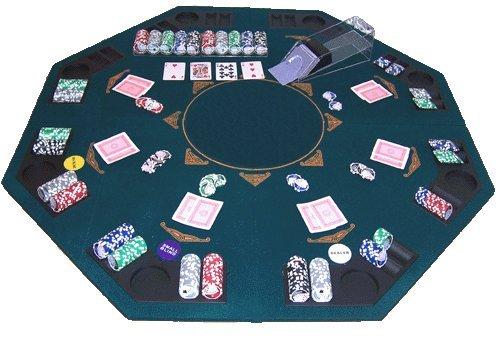 faltbare pokerauflage pokertischauflage goods gadgets