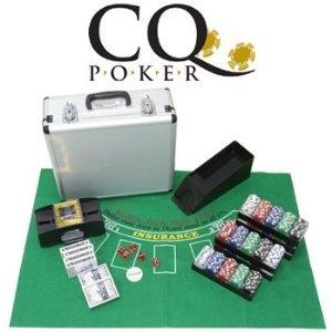 pokerset cq poker pokerkoffer