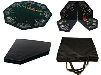 Pokertischauflage von CQ Poker