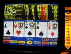 video poker las vegas
