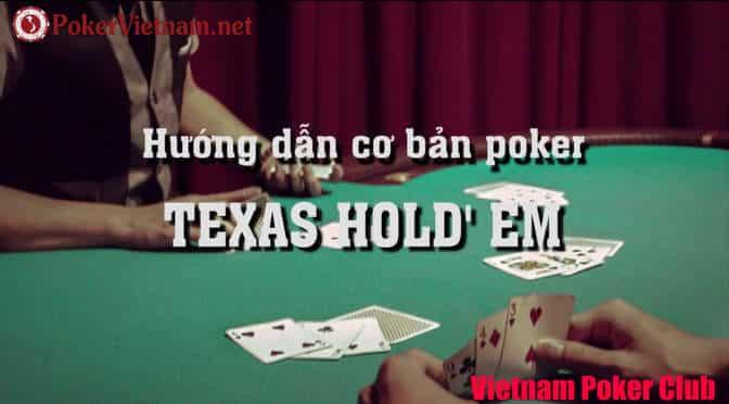 Cách chơi bài Poker – Luật chơi bài Poker cơ bản