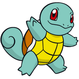 Squirtle type, strengths, weaknesses, evolutions, moves, and stats -  PokéStop.io