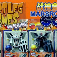 New bootleg toy line blends Pokémon GO, Star Wars and Transformers