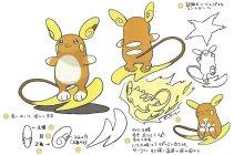 pokemon_sun_and_moon_concept_art_for_alolan_raichu